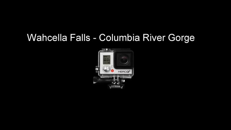 Wahcella Falls - 1080p