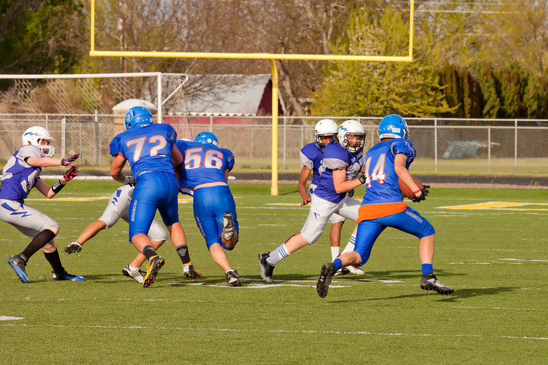 Broncos vs Falcons  136
