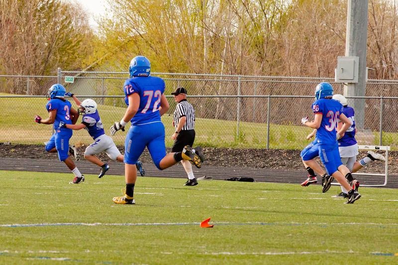 Broncos vs Falcons  100