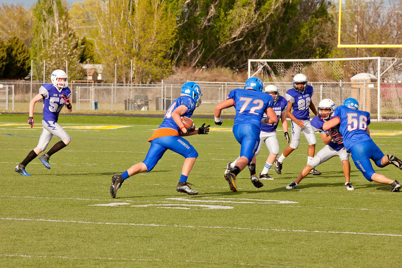 Broncos vs Falcons  135