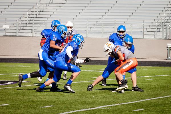 Cowboys V vs Broncos V 049