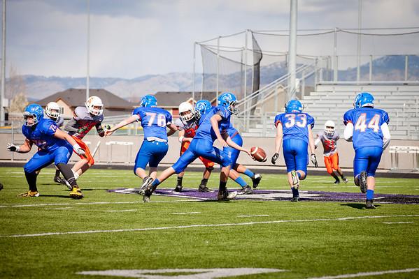Cowboys V vs Broncos V 004