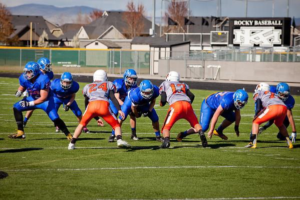 Cowboys V vs Broncos V 066