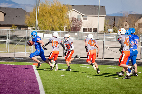Cowboys V vs Broncos V 164