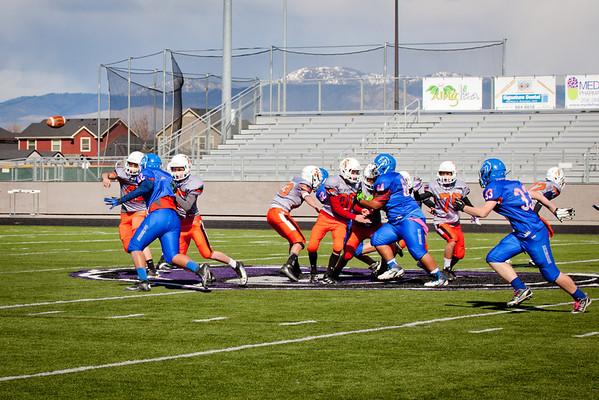 Cowboys V vs Broncos V 043