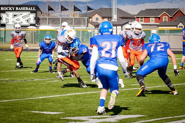 Cowboys V vs Broncos V 033