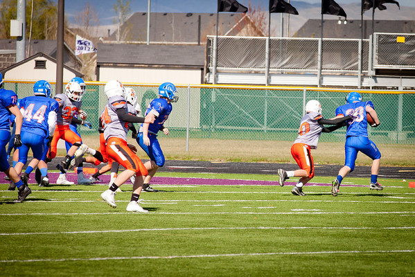 Cowboys V vs Broncos V 014