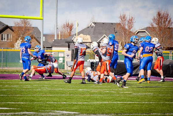 Cowboys V vs Broncos V 026