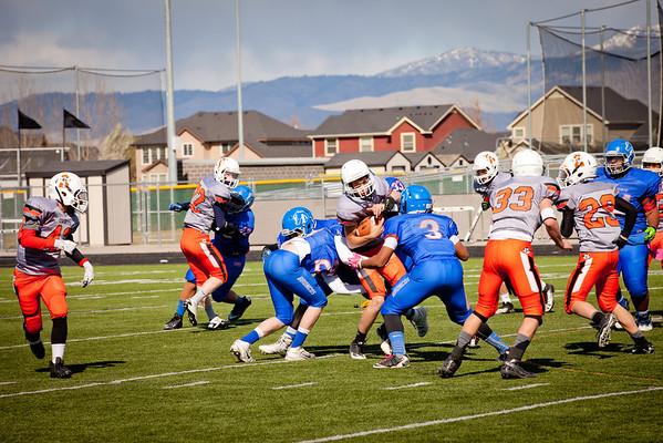 Cowboys V vs Broncos V 038