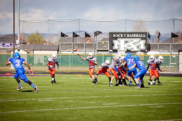 Cowboys V vs Broncos V 008
