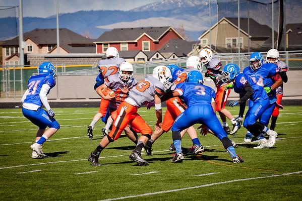 Cowboys V vs Broncos V 037