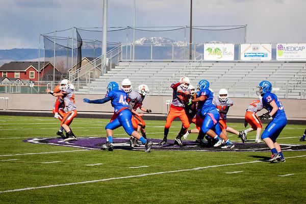 Cowboys V vs Broncos V 042