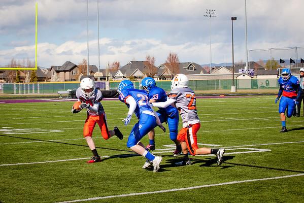 Cowboys V vs Broncos V 045