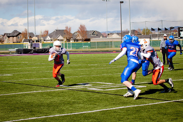 Cowboys V vs Broncos V 044