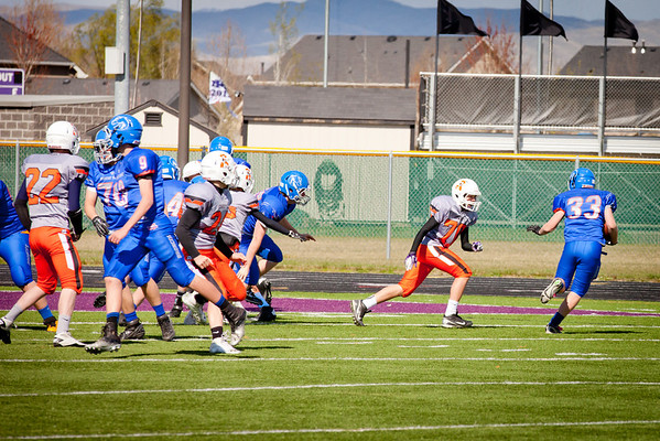 Cowboys V vs Broncos V 013