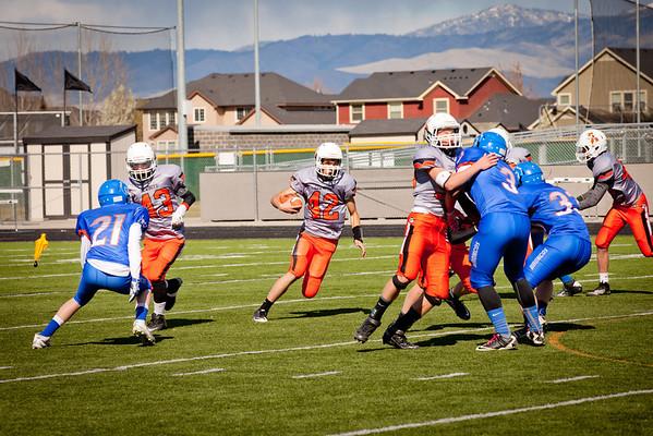 Cowboys V vs Broncos V 036