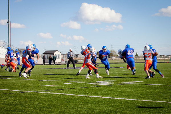 Cowboys V vs Broncos V 155