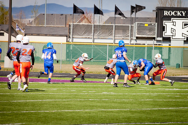 Cowboys V vs Broncos V 017