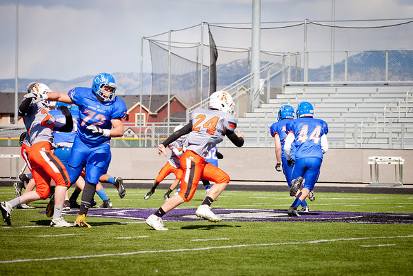 Cowboys V vs Broncos V 005