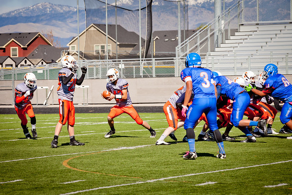 Cowboys V vs Broncos V 035
