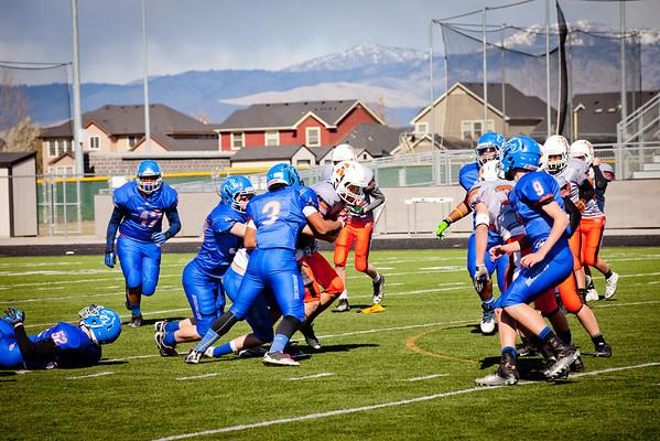 Cowboys V vs Broncos V 039