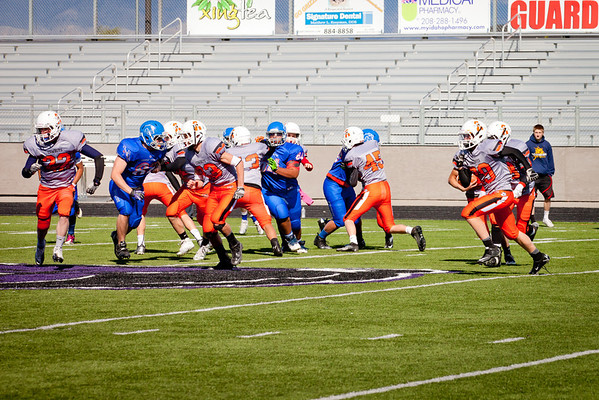 Cowboys V vs Broncos V 046