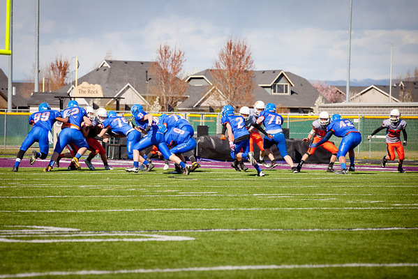 Cowboys V vs Broncos V 018