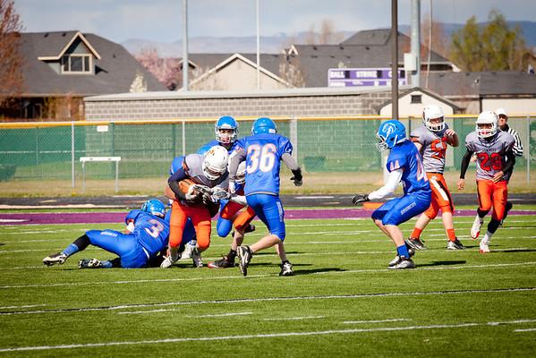 Cowboys V vs Broncos V 030