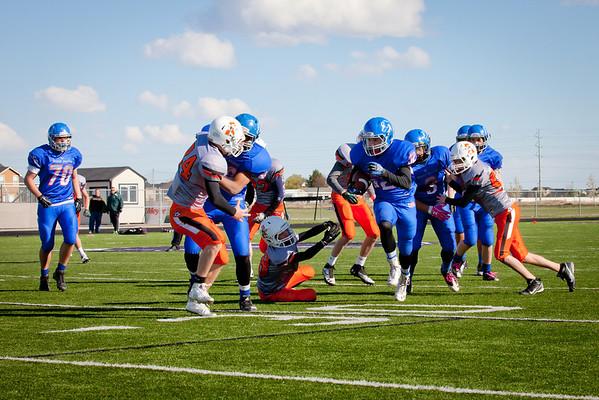 Cowboys V vs Broncos V 158
