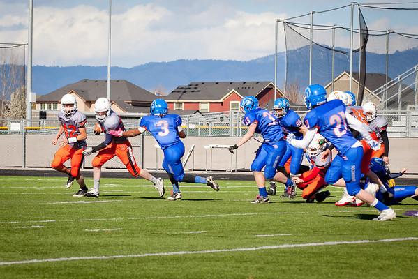 Cowboys V vs Broncos V 182