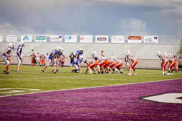 Cowboys V vs Falcons V 010