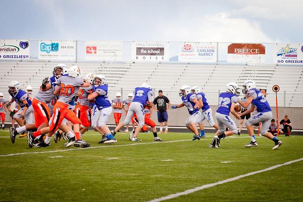 Cowboys V vs Falcons V 047