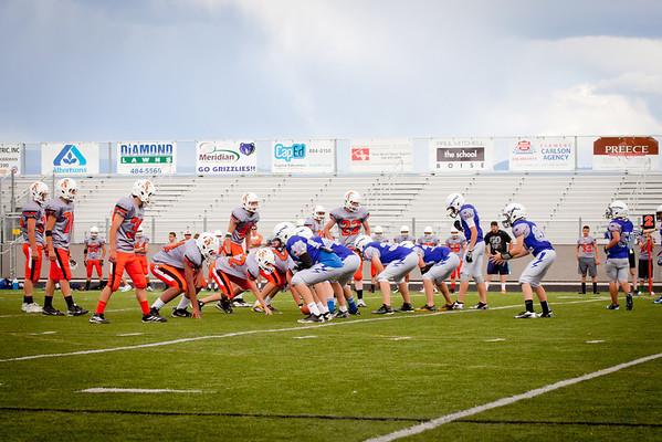 Cowboys V vs Falcons V 046