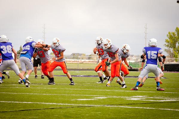 Cowboys V vs Falcons V 028