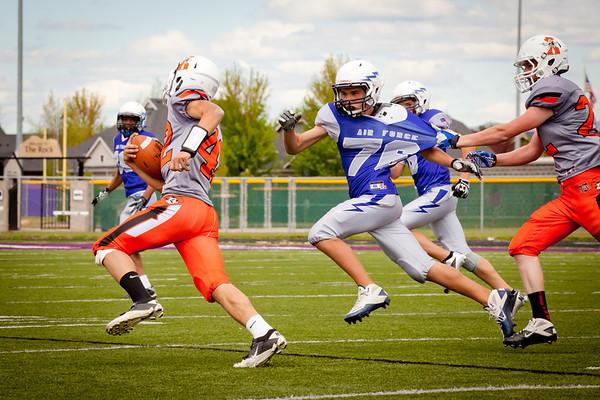 Cowboys V vs Falcons V 024
