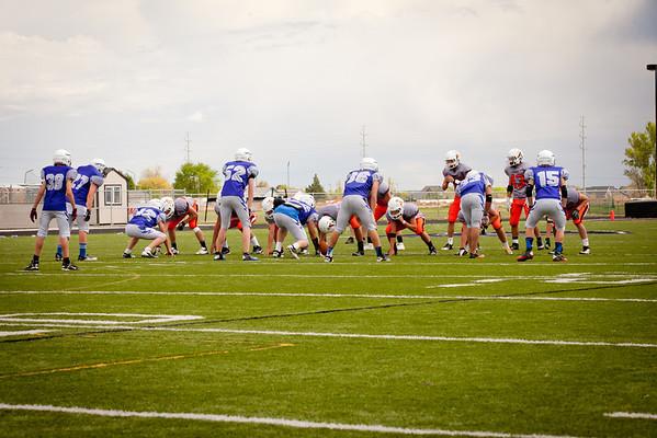 Cowboys V vs Falcons V 027