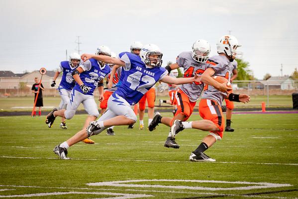 Cowboys V vs Falcons V 044