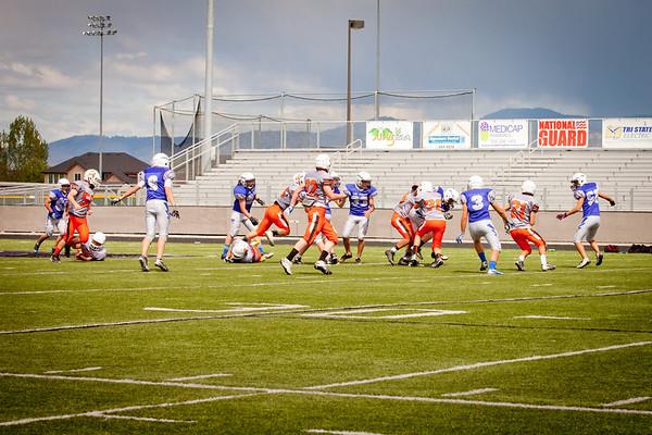 Cowboys V vs Falcons V 013