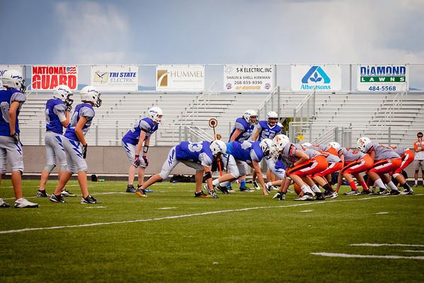 Cowboys V vs Falcons V 016