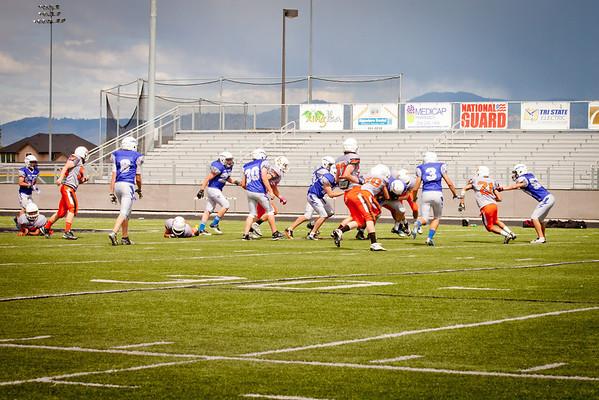 Cowboys V vs Falcons V 014