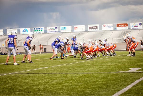 Cowboys V vs Falcons V 007