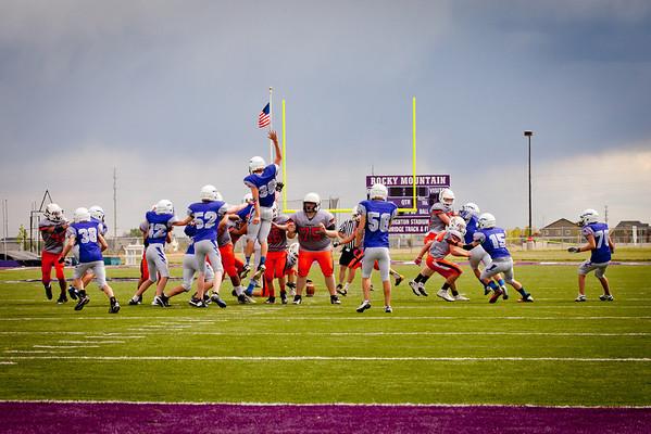 Cowboys V vs Falcons V 038