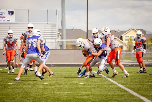 Cowboys V vs Falcons V 006