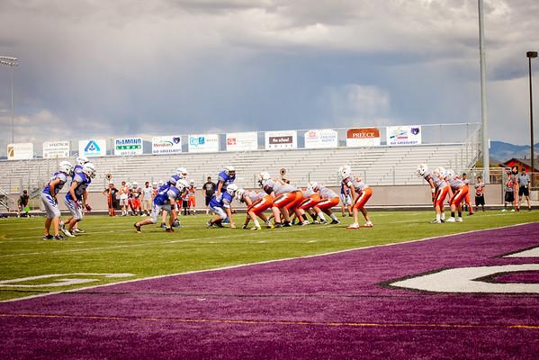 Cowboys V vs Falcons V 011