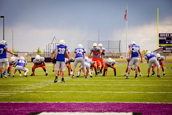 Cowboys V vs Falcons V 029