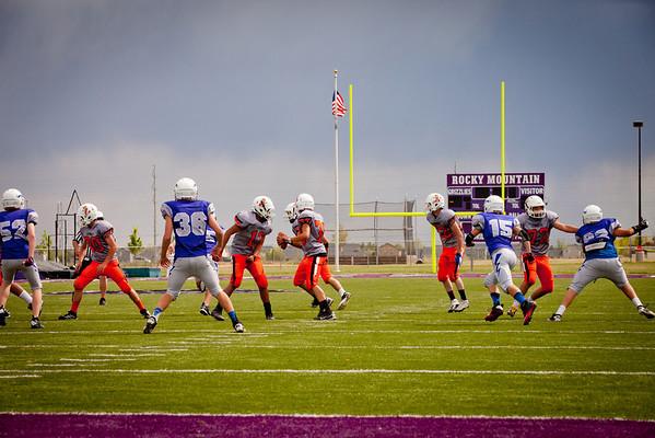 Cowboys V vs Falcons V 036