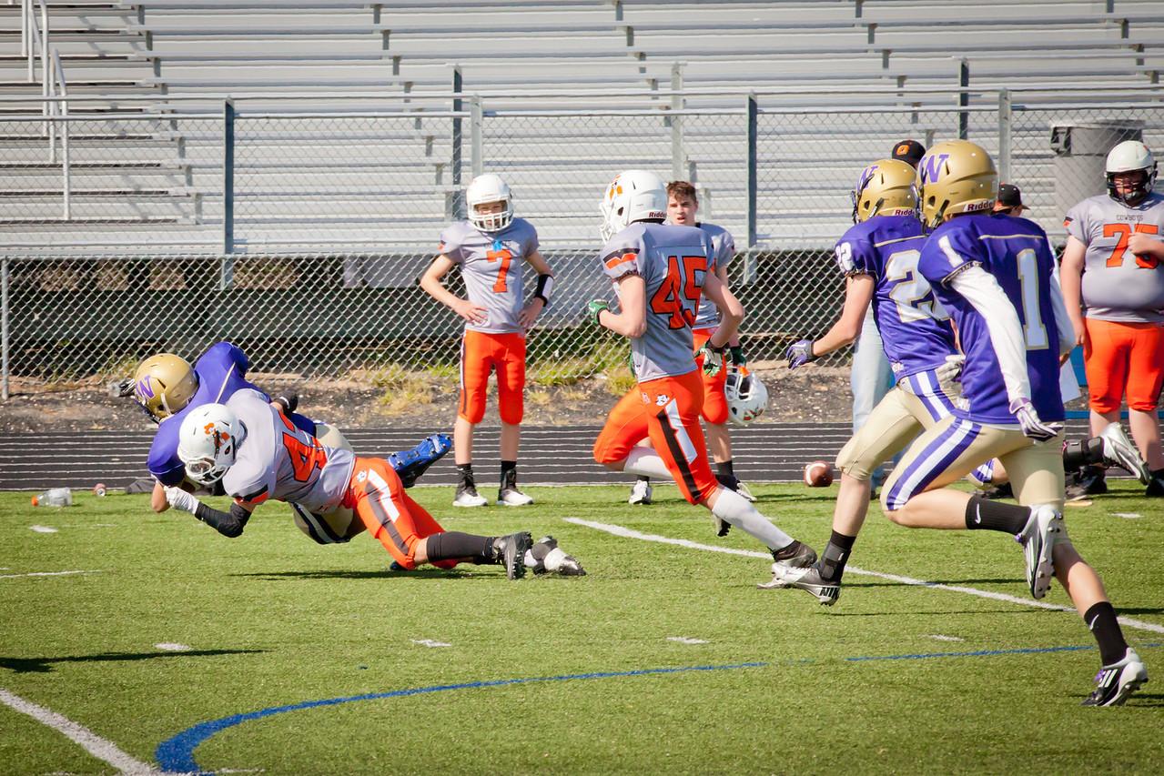 Cowboys V vs Huskies V   023