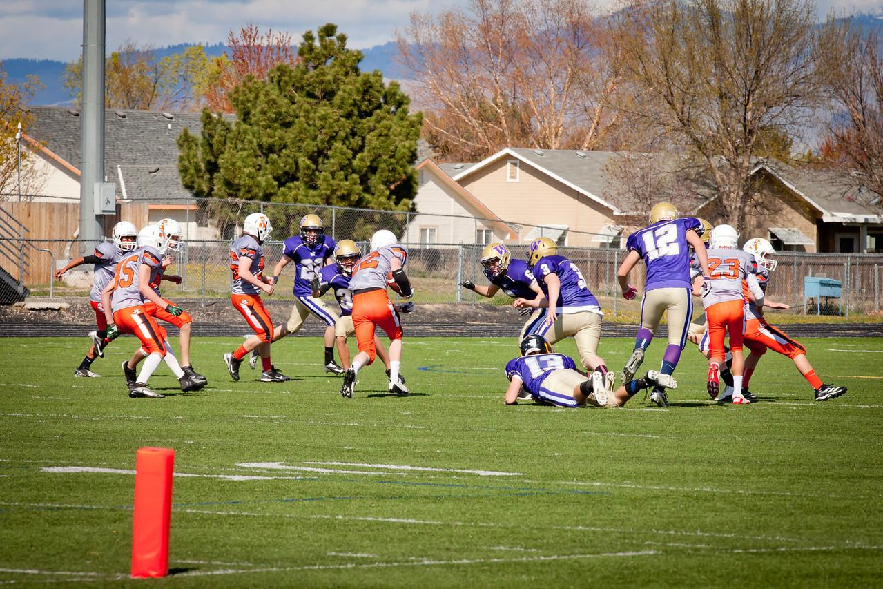 Cowboys V vs Huskies V   003