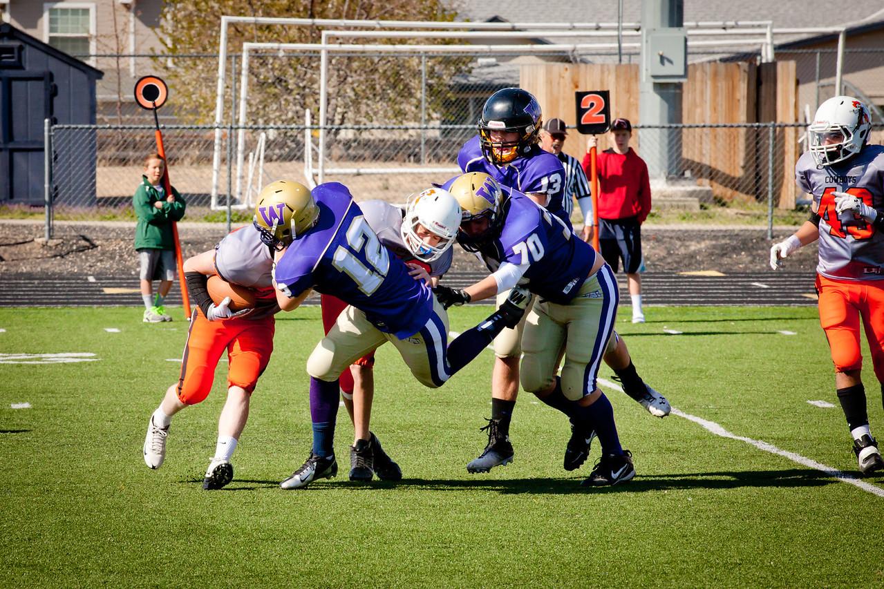 Cowboys V vs Huskies V   033