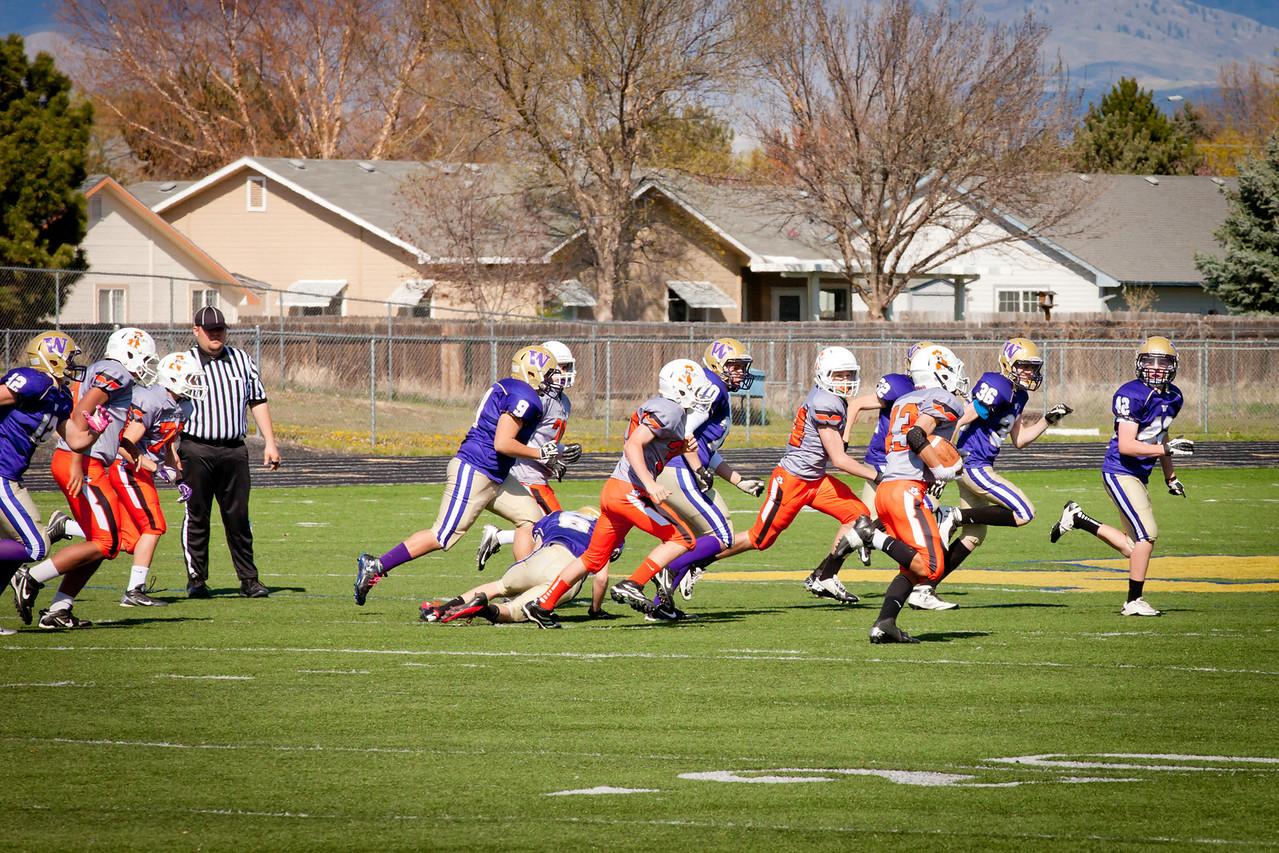 Cowboys V vs Huskies V   006
